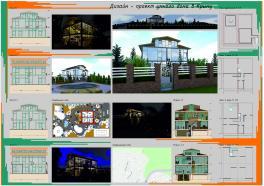 Дизайн-проект умного дома в крыму