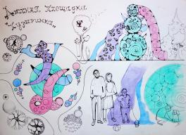Детская площадка - Пузыринка