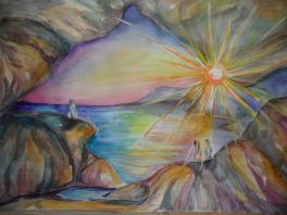 Крымский рассвет