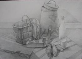 «Деревенский натюрморт»