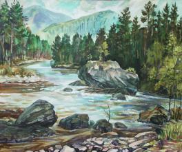 «Река Сема»