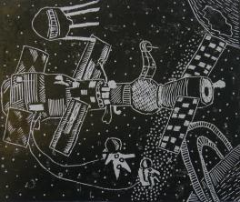 На орбите