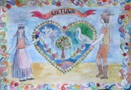 Литва-сердце славянской Европы
