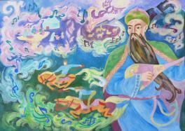Курмангазы - кюй о Казахстане