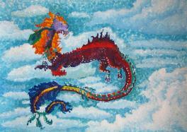 Парящий дракон