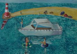 Каникулы у моря