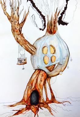 «Дом на дереве»