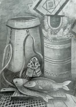 Хантыйский натюрморт