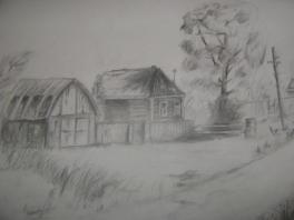 Моя деревенька