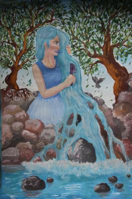 Рождение речки Голубоглазки