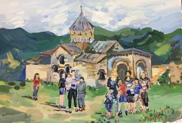 Моя малая родина-Армения