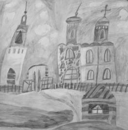 Серафимо-Покровский женский монастырь