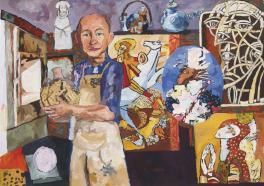 Портрет В.В. Кузнецова