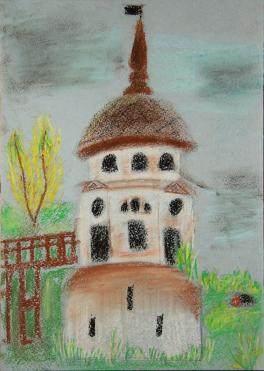 Сторожевая башня Спасо-Суморина монастыря