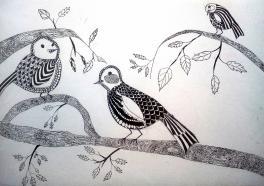 Птички синички