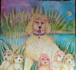 """Собачье семейство"""