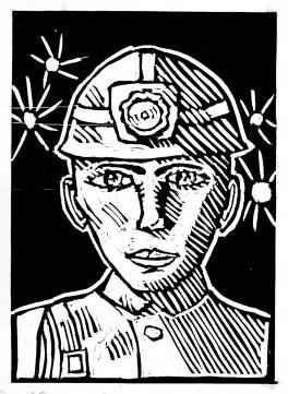 """""""Молодой шахтёр"""""""