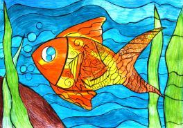 Подводный мир озера Илгис