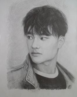 портрет До Кен Су