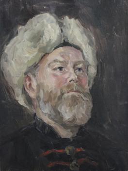 Исторический портрет казака XIIV-XIIIV вв.