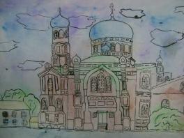Покровский собор в Барнауле