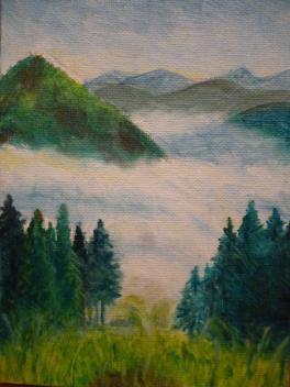 Горы (миниатюра)