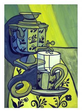 """""""Ароматный чай"""""""