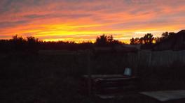 Один закат не похож на другой, краски неба не бывают одинаковыми. (Марк Леви)
