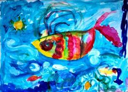 «Золотая рыбка»