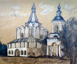 Петровская Церковь. г. Переславль-Залесский
