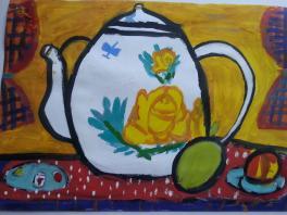 Приятного чаепития