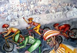 «Велогонки»