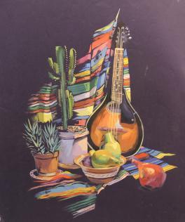 Мексиканский натюрморт