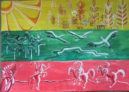 Символика флага Литвы