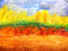 Золотая осень Литвы