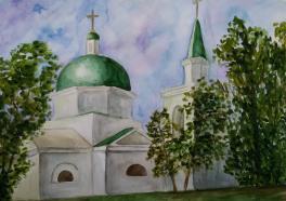Иоанна-Предтеченский собор.