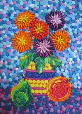 Цветы - это всегда праздник