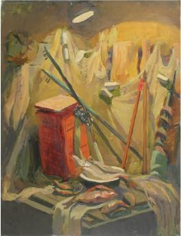 Рыбацкий натюрморт