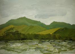 Алтайский пейзаж