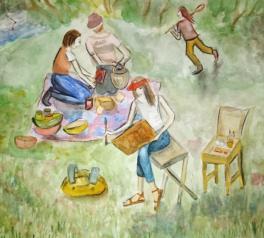 Пикник на перекате