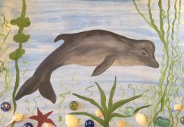 Дельфины как люди