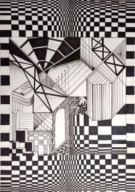 Пространство геометрических форм
