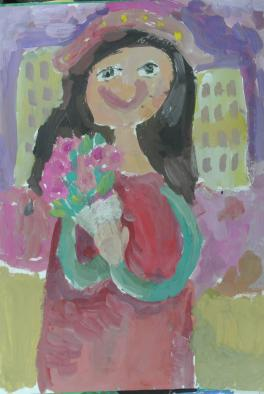 Мой первый учитель Елена Геннадьевна