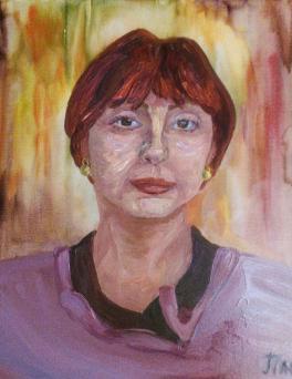 Портрет классной руководительницы