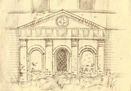 Портал Никольской церкви