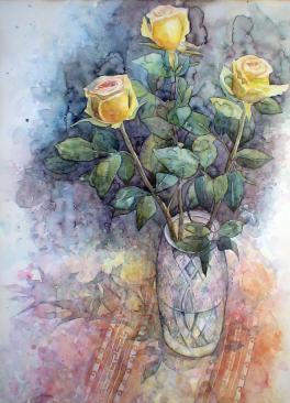 """""""Мамины розы"""""""