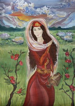 Крымская красавица
