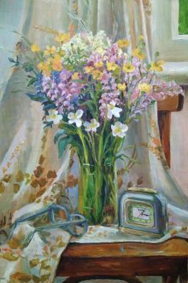 Полевые цветы (Дедушкин подарок)