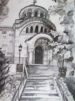 Храм Святого Нектария