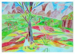 Плодородные земли Таити